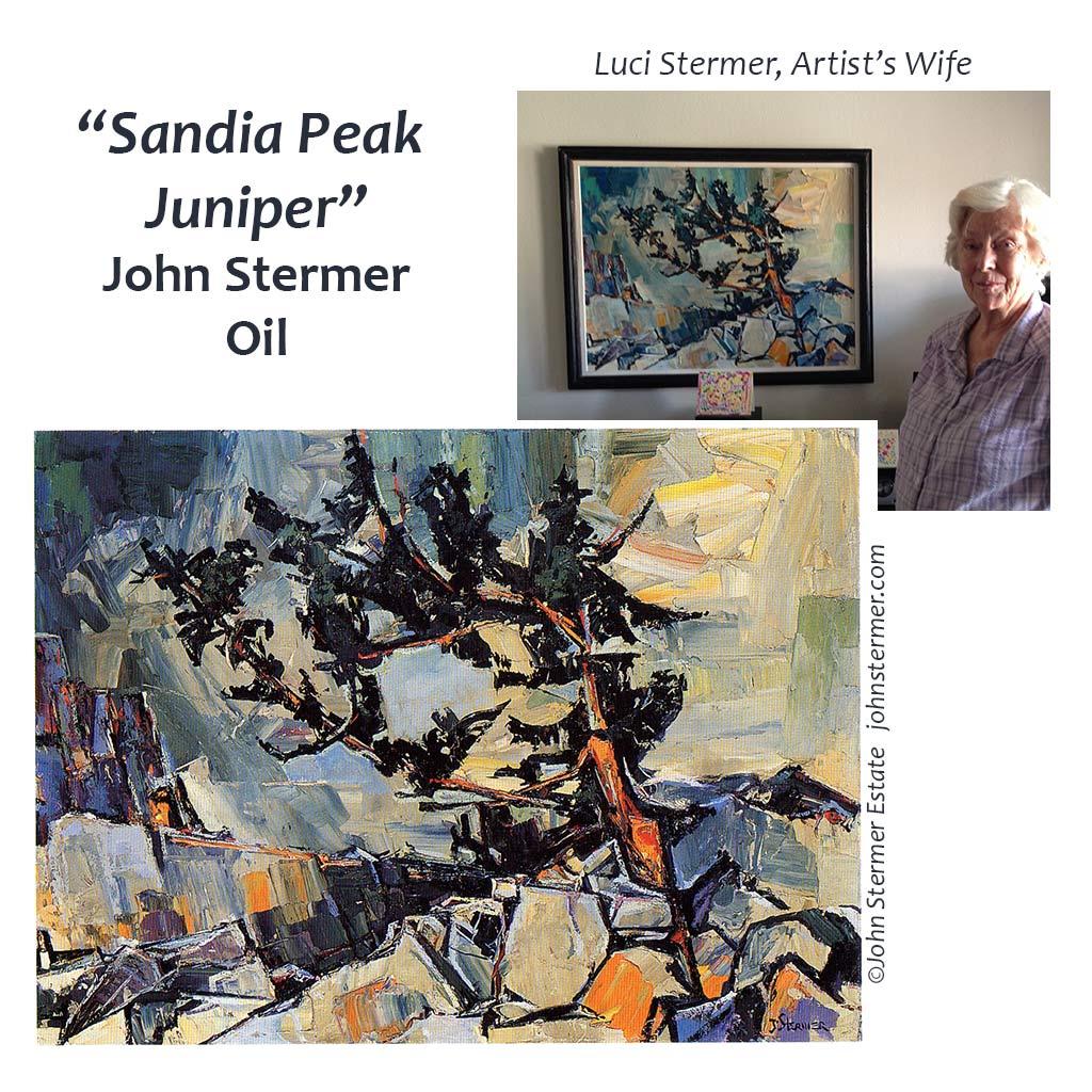 Luci and Sandra Peak Juniper