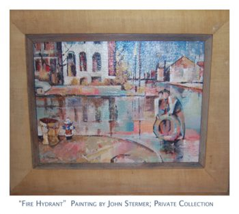 Authentication: John Stermer Paintings
