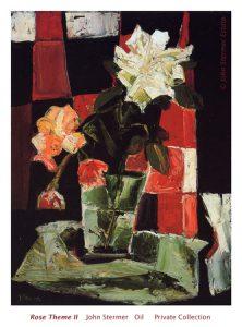Special: Rose Theme II John Stermer Artist