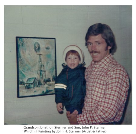 Dominance: A Father & Son Conversation About Music. Son John P. and Grandson Jonathon Stermer