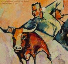 John Stermer Retrospective: Bulldogger