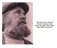 Portrait of John Stermer, Photo by Victoria York