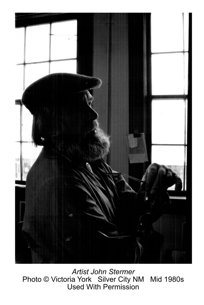 Photo of John Stermer By Victoria York